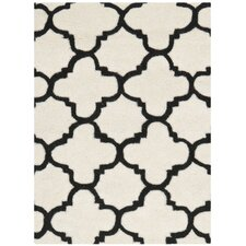 Chatham Ivory & Black Area Rug II