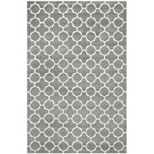 Chatham Dark Grey/Ivory Area Rug