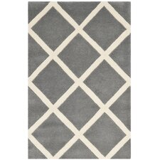 Chatham Dark Grey / Ivory Rug