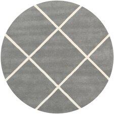 Chatham Dark Grey / Ivory Rug