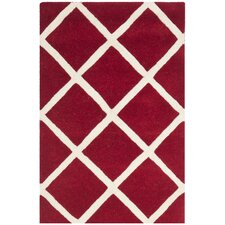 Chatham Red / Ivory Rug