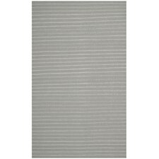 Dhurries Grey Rug