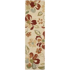 <strong>Safavieh</strong> Four Seasons Beige / Red Rug