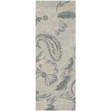 Jardin Light Grey / Multi Floral Rug