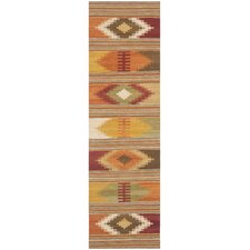 Navajo Kilim Red / Multi Rug