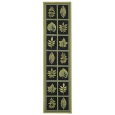 <strong>Safavieh</strong> Chelsea Forest Black Novelty Rug