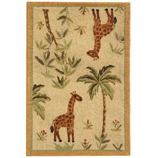 Chelsea Giraffes Novelty Rug