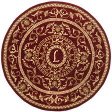 <strong>Safavieh</strong> Naples Burgundy L Rug