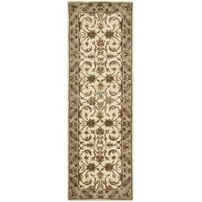 <strong>Safavieh</strong> Royalty Ivory/Dark Beige Rug