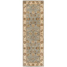 Royalty Blue/Beige Rug