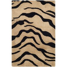 <strong>Safavieh</strong> Soho Gold/Black Rug