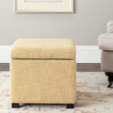 <strong>Safavieh</strong> Madison Square Cube Ottoman