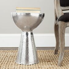 Troy Polished Stool