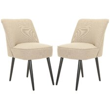 <strong>Safavieh</strong> Vincent Side Chair (Set of 2)