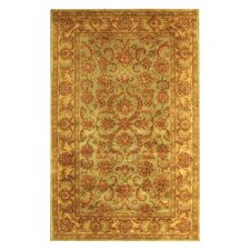 Heritage Green/Gold Rug