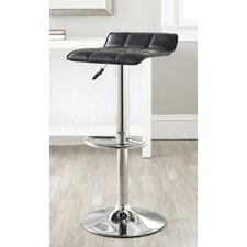 Lamita Adjustable Height Swivel Bar Stool