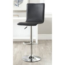 Magda Adjustable Height Swivel Bar Stool