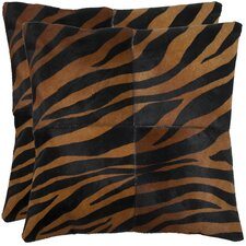 <strong>Safavieh</strong> Raquel Feather / Down Decorative Pillow (Set of 2)