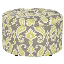 Tammy Shoe Storage Ottoman