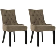 <strong>Safavieh</strong> Ashley Kid Side Chair (Set of 2)