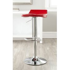 "Avish 25"" Adjustable Swivel Bar Stool"