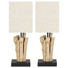 <strong>Safavieh</strong> Arcadia Branch Table Lamp (Set of 2)