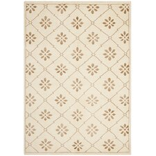 <strong>Safavieh</strong> Mosaic Cream / Light Brown Rug