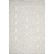 Martha Stewart Piazza Bedford Grey Area Rug