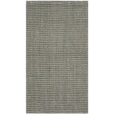 Natural Fiber Grey Sisal Rug