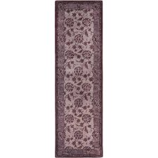 Assorted Purple Rug