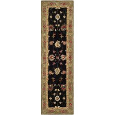 Anatolia Black / Green Rug