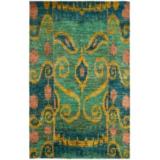 Thom Filicia Indigo Spectrum Blue Area Rug