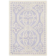 <strong>Safavieh</strong> Cambridge Lavander / Ivory Rug