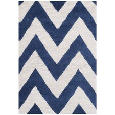 Cambridge Navy / Ivory Rug