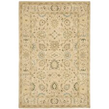 Anatolia Taupe / Blue Outdoor Rug