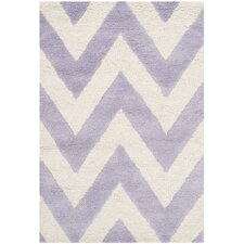 Cambridge Lavander / Ivory Area Rug