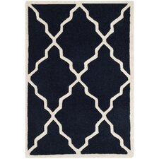 Chatham Dark Blue Moroccan Rug