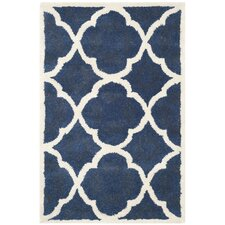 Chatham Blue/Ivory Moroccan Area Rug