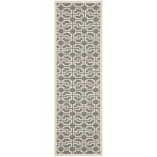 Courtyard Grey/Beige Outdoor Area Rug