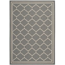 Courtyard Grey / Beige Rug