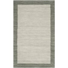 <strong>Safavieh</strong> Himalaya Light Grey / Dark Grey Modern Rug