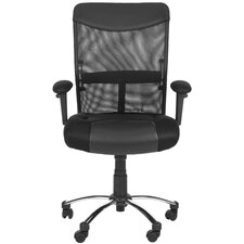 <strong>Safavieh</strong> Bernard Mesh Task Chair