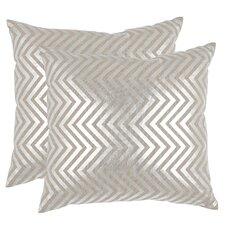 Elle Linen Throw Pillow (Set of 2)