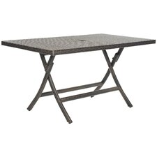 <strong>Safavieh</strong> Dilettie Folding Picnic Table
