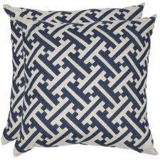 Avery Linen Decorative Pillow (Set of 2)