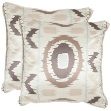 <strong>Safavieh</strong> Walton Polyester Decorative Pillow (Set of 2)
