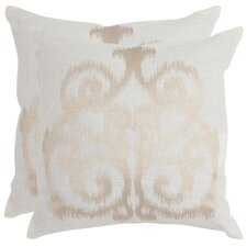 Harper Linen Decorative Pillow (Set of 2)