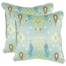 <strong>Safavieh</strong> Stella Polyester Decorative Pillow (Set of 2)