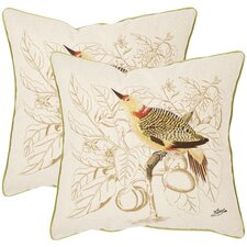 <strong>Safavieh</strong> Esty Cotton Decorative Pillow (Set of 2)