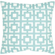 Emily Cotton Throw Pillow (Set of 2)